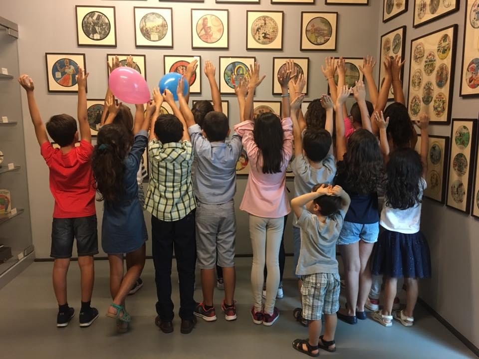 Festa no Museu