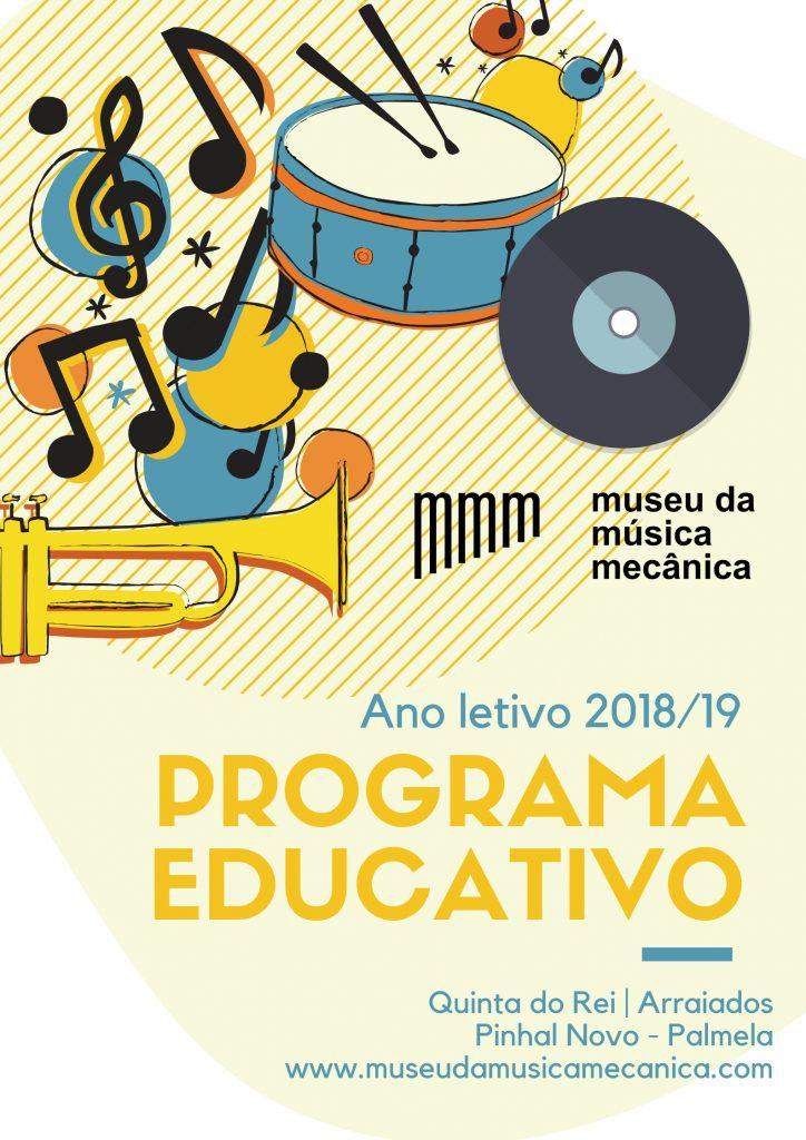 Programa Educativo MMM - Ano letivo 2018/19