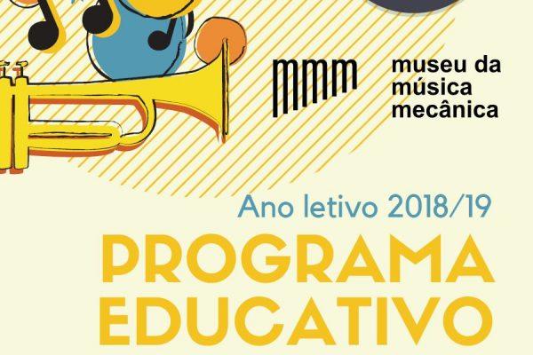 Programa Educativo Ano letivo 2018_19