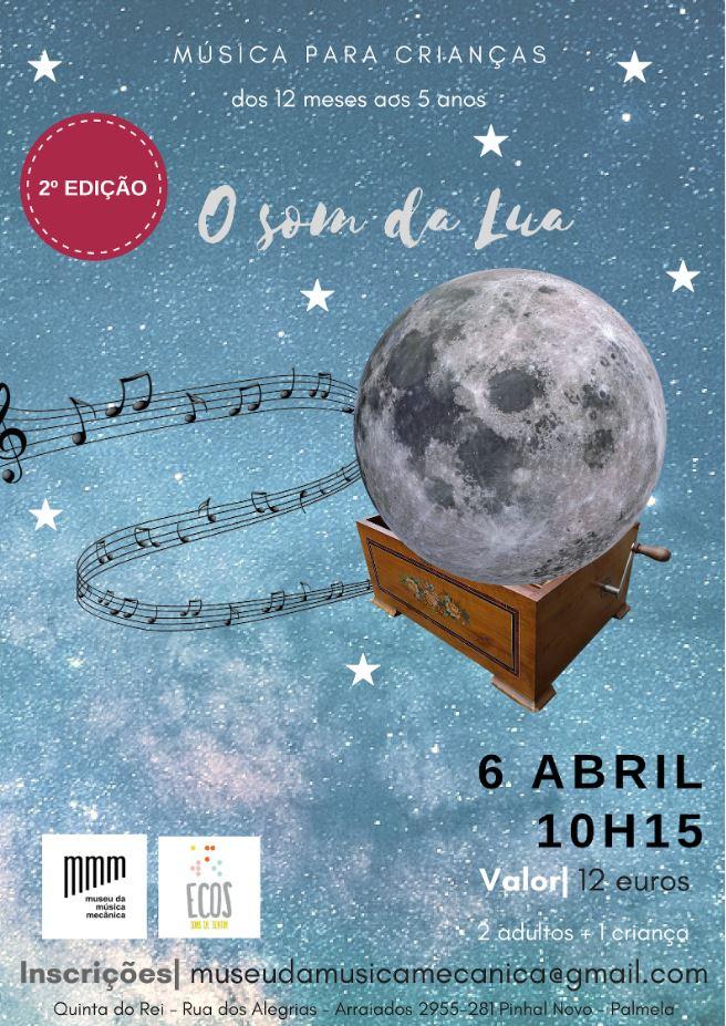 O Som da Lua - cartaz