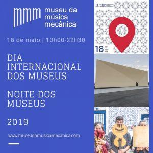 Dia e Noite dos Museus 2019