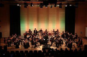 Concerto de Noite dos Museu pela Orquestra Nova de Guitarras