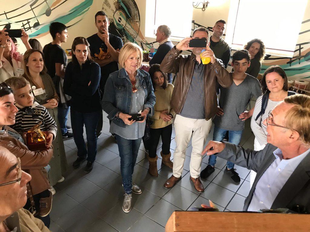 Entrega de Prémios (Votação do Público) - Dia Internacional dos Museus - 18 d emaio de 2019.