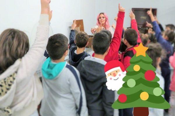 Férias de Natal no Museu