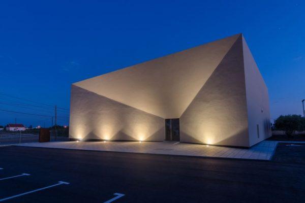 shorter fachada